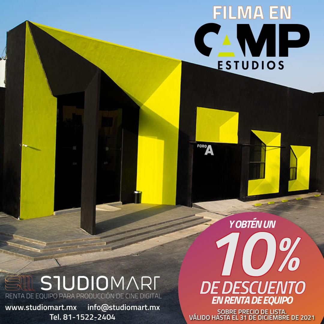 Promo con CAMP
